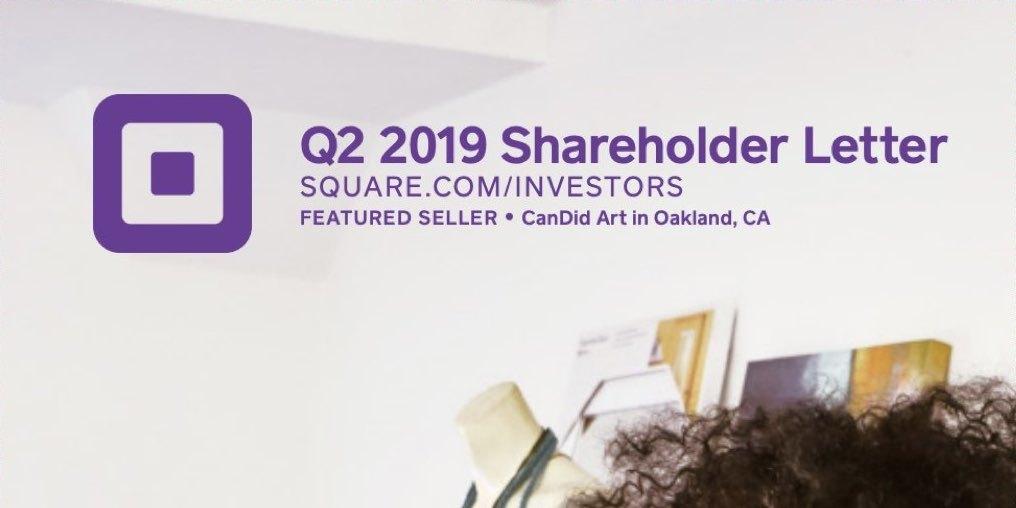 Square, Inc. 2019Q2決算まとめ:好業績でも株価14%急落