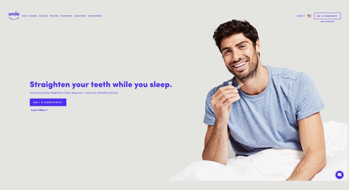 歯科矯正ユニコーン『SmileDirectClub』がIPO申請